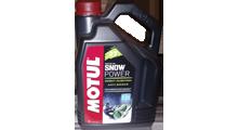 Масло Motul SnowPower 2Т 4л