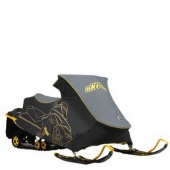 Чехол SKIDOO 280000590(280000331 ) Intense Cover REV-XP WITH 1+1 BACKREST COVER INTENSE COVER